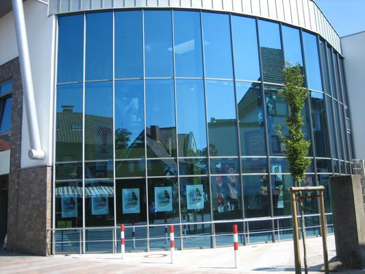 Referenzobjekt Aluminium Fenster
